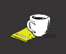 OBA! HOJE É DIA DO CAFÉ…